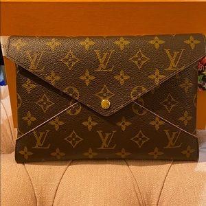 Louis Vuitton Monogram KIRIGAMI POCHETTE Large
